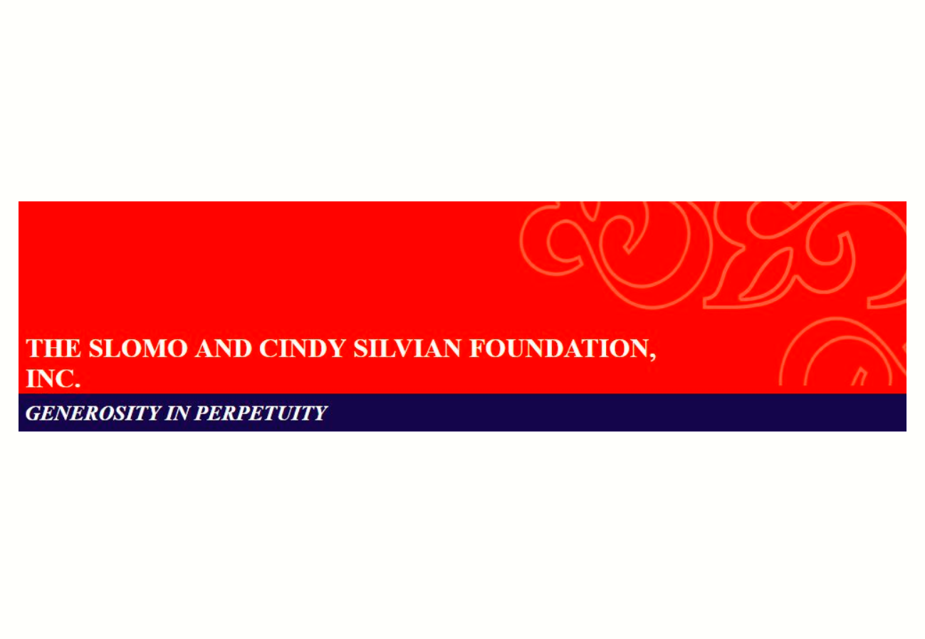 The Slomo and Cindy Silvian Foundation, Inc.